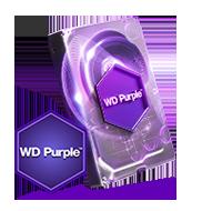 WD Purple 3.5 Inch Surveillance