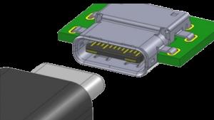 USB 3.1 Gen 2 Type C connection female
