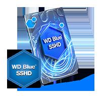 WD Blue 3.5 SSHDInch