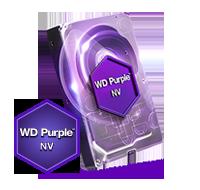 WD Purple 3.5 Inch NVR Surveillance