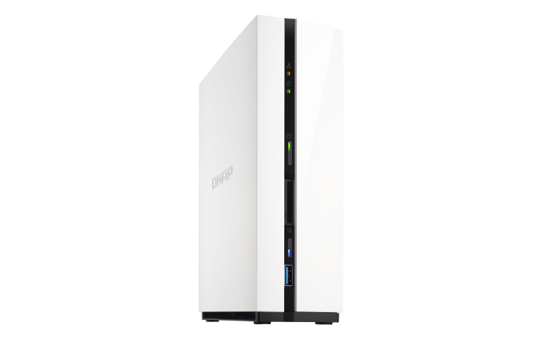 The QNAP TS-128 NAS for Cost Effective NAS support, backups, home media and network backup with USB 3.0 3