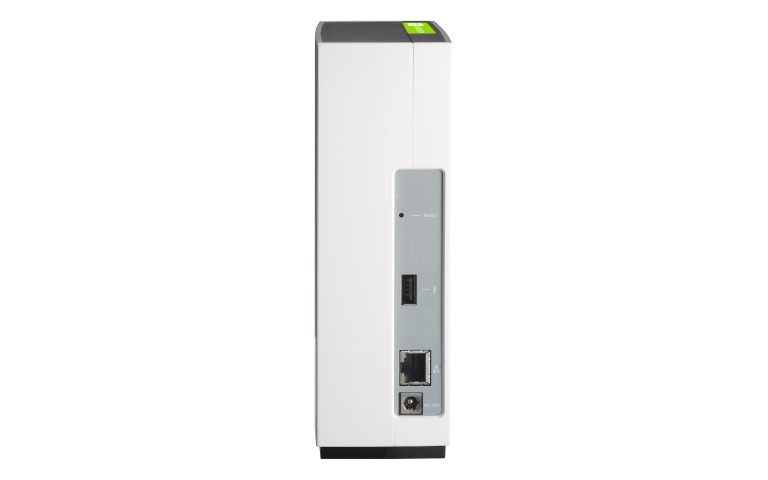 The QNAP TS-128 NAS for Cost Effective NAS support, backups, home media and network backup with USB 3.0 7