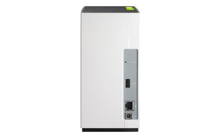 The QNAP TS-228 NAS for Cost Effective NAS support, backups, home media and network backup with USB 3.0 1