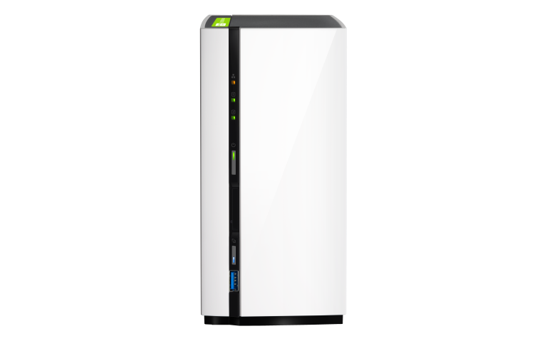 The QNAP TS-228 NAS for Cost Effective NAS support, backups, home media and network backup with USB 3.0 8