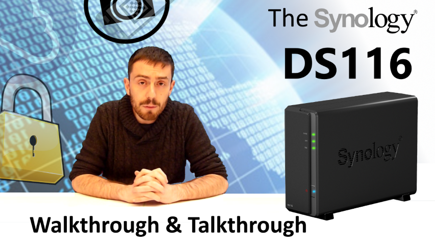 Synology Release Their 1 Bay Nas The Synology Ds116