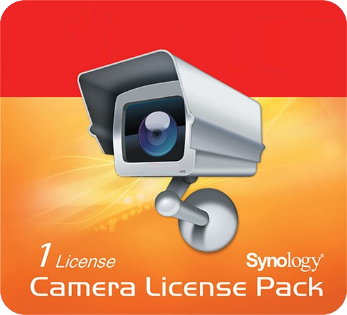 Synology Camera Licence Surveillance NAS