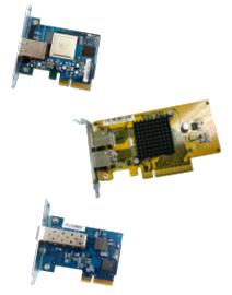QNAP PCIe cards