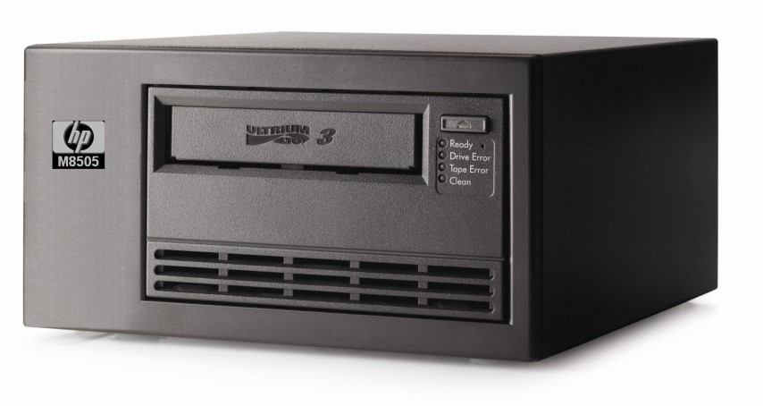Tape Drive units for data archives an col storage