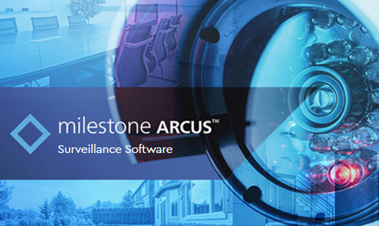 Milestone ARCUS Surveillance CCTV software IP Cameras NAS WD My Cloud Software free licences