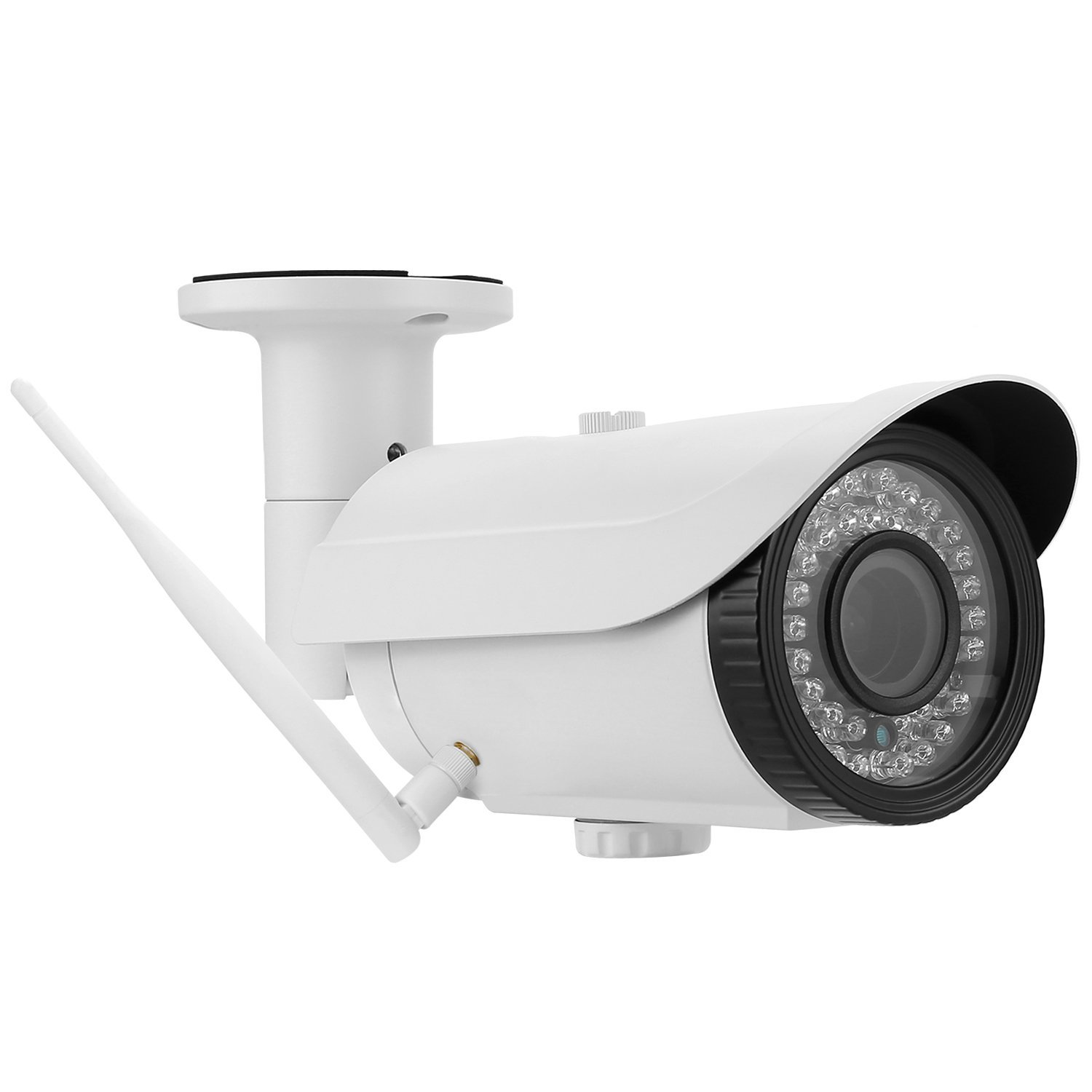 2 IdeaNext 720P HD WIFI Wireless IP Camera P2P Bullet Outdoor IR Night Vision Motion Detection-Waterproof