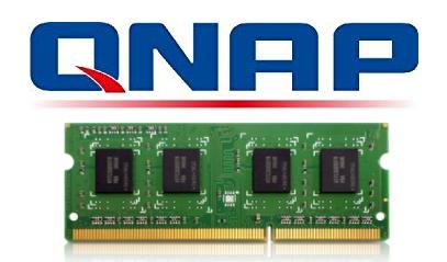 Buy QNAP NAS RAM