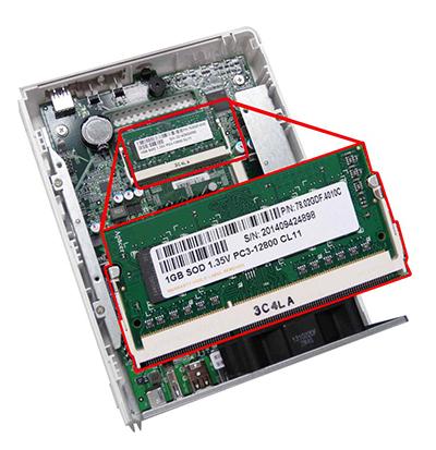 QNAP NAS RAM Install Memory 8gb 16gb 32gb 64gb
