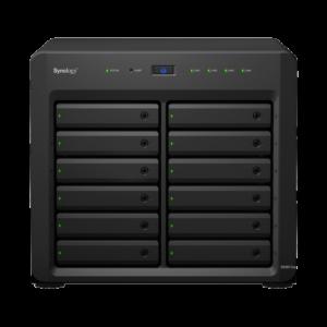 The Synology DS3617xs 12-Bay Desktop Enterprise Desktop NAS Walkthrough and Talkthrough 1