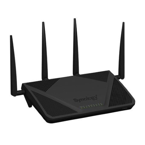 The Synology RT2600ac Router Featuring 4x4 MU-MIMO, Dual Core CPU Unboxing 7
