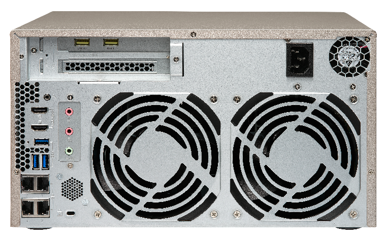 The QNAP TVS-473, TVS-673 and TVS-873 Gold Series NAS Update release and price 20