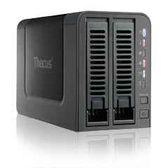 The Thecus N2350 NAS