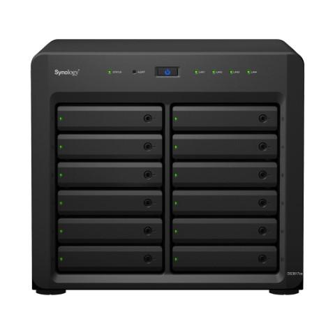 Synology Vs QNAP - The DS3617xs Vs The TS-1685 - Powerhouse 12-bay Enterprise NAS 8