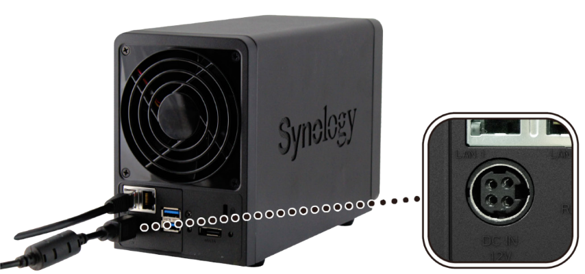 Synology DiskStation DS718+ - A Hardware Installation Guide Part 12