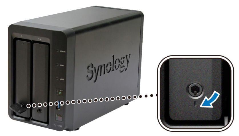 Synology DiskStation DS718+ - A Hardware Installation Guide Part 9