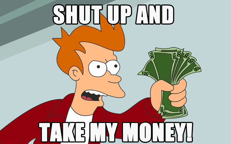 synology shut up and take my money