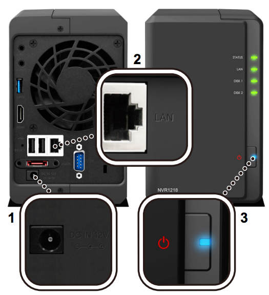 Setting Up Your Synology Surveillance NVR1218 NAS In Just 20 Minutes 14