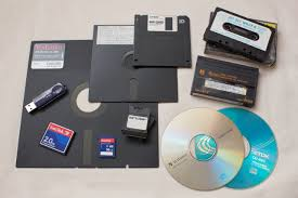different digital media types