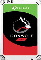 seagate ironwold nas hard drive disk