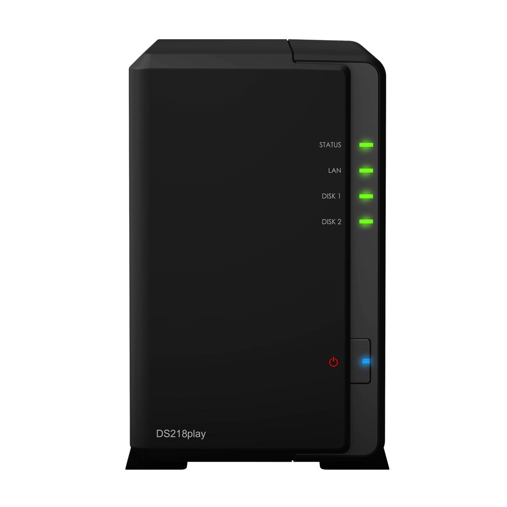 DiskStation DS218play 4K NAS