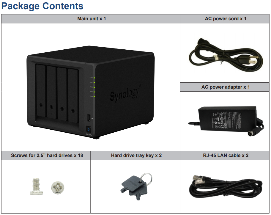 Setting Up Your Synology DS418PLAY Media NAS In Minutes – Hardware Installation Guide 1
