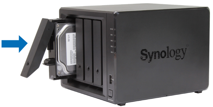 Setting Up Your Synology DS418PLAY Media NAS In Minutes – Hardware Installation Guide 5