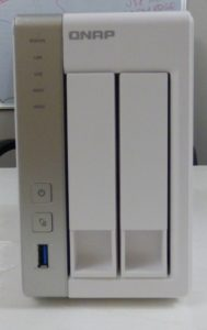 Unboxing the QNAP TS-231P2 2-Bay Cost Effective NAS for Home and Business 4