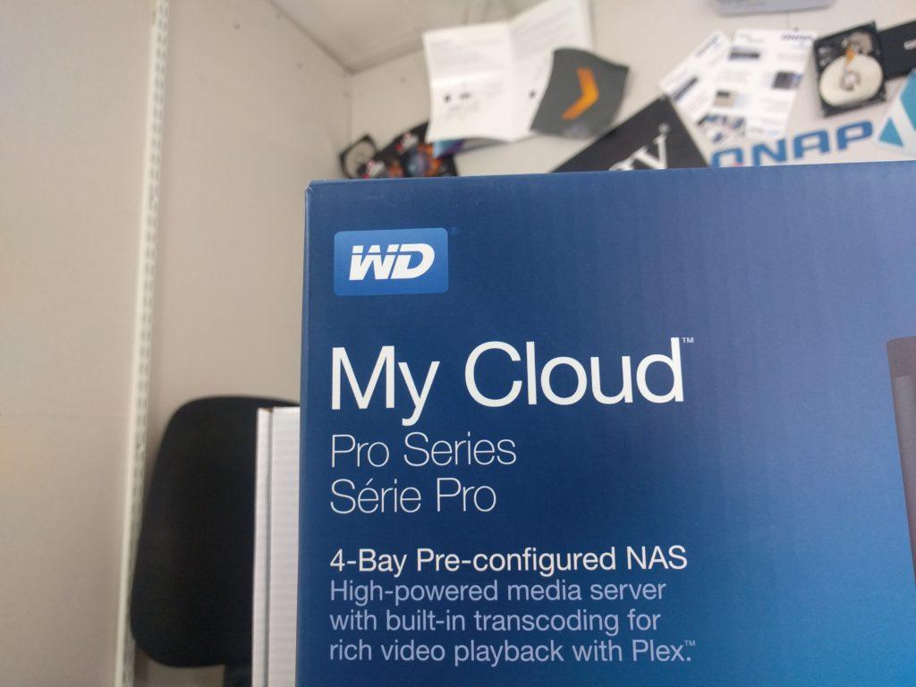 WD My Cloud Pro PR4100 NAS for Plex in 2018 - NAS Compares