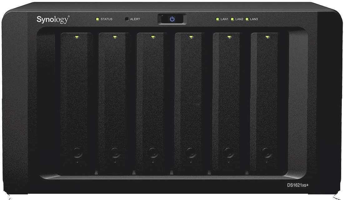 Synology DS1621xs+ vs QNAP TVS-672X NAS Drive Comparison